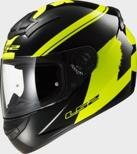 Kask LS2 FF352 ROOKIE FLUO Hi-Vis Yellow XL